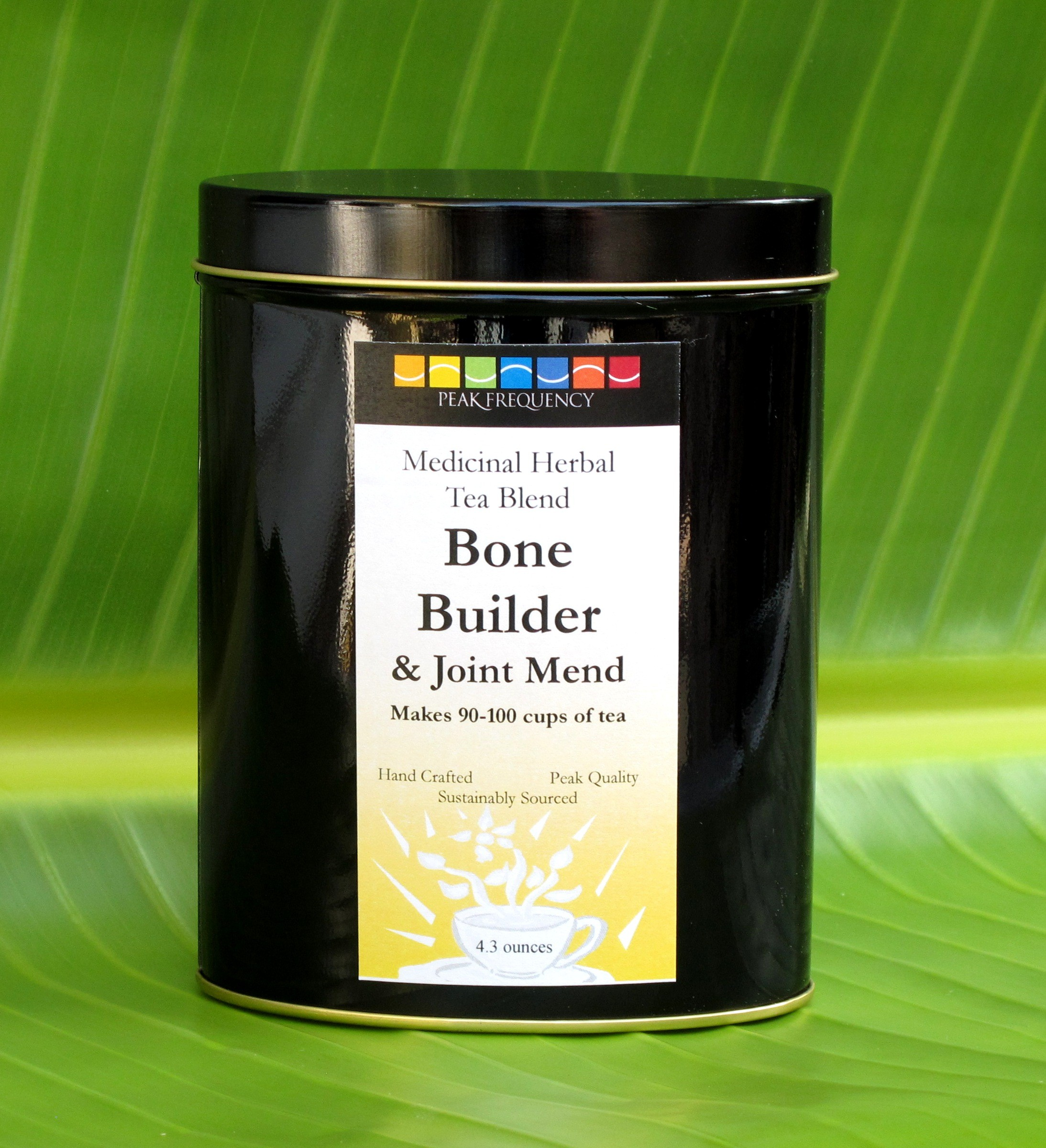 Bone Builder & Joint Mend Medicinal Herbal Tea Blend - 2.5 oz