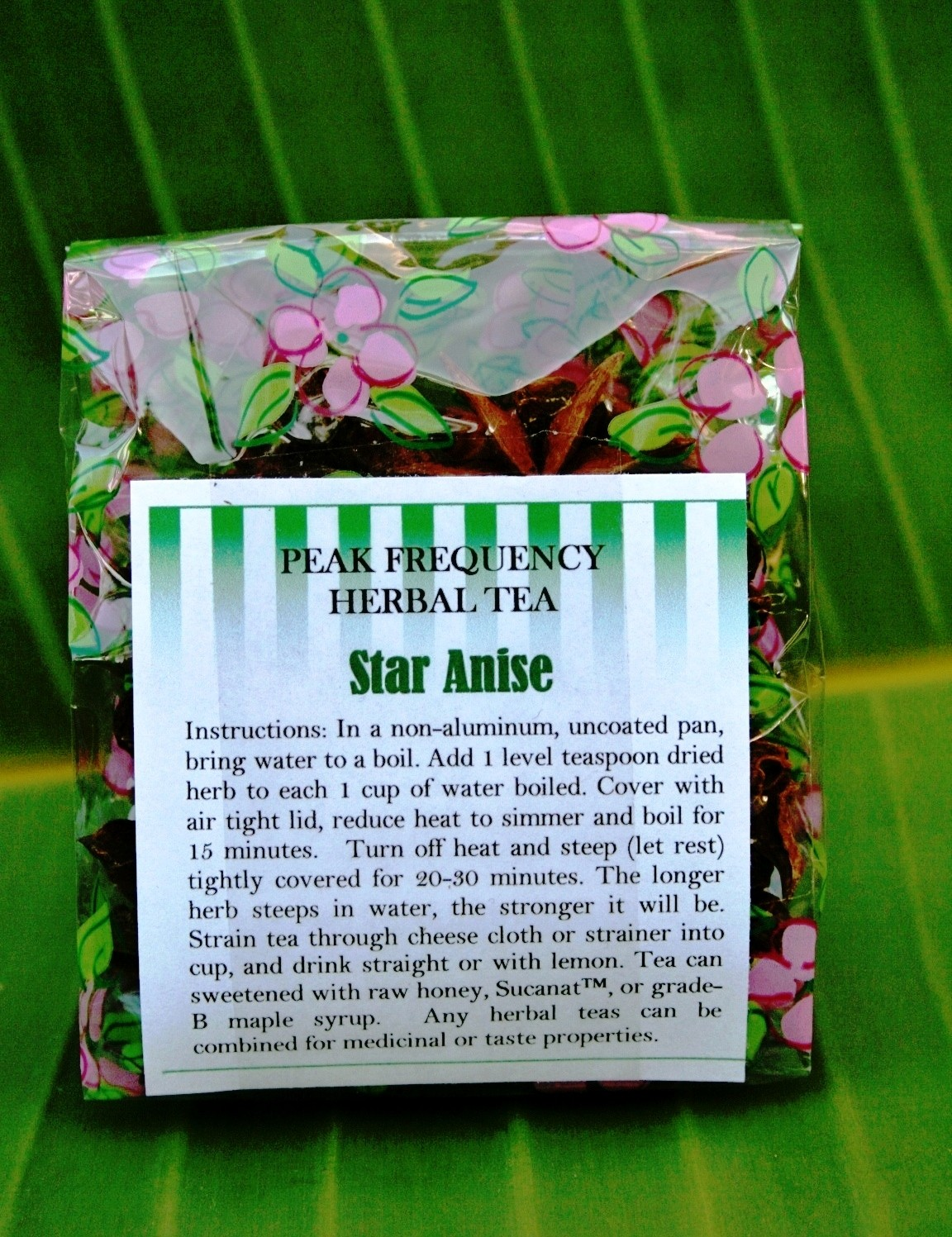 Star Anise Bulk Herbal Tea - 4oz