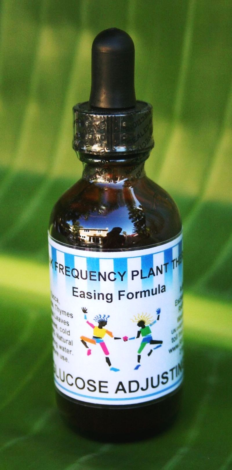 Glucose Adjusting Easing Formula Alcohol Extract - 2oz