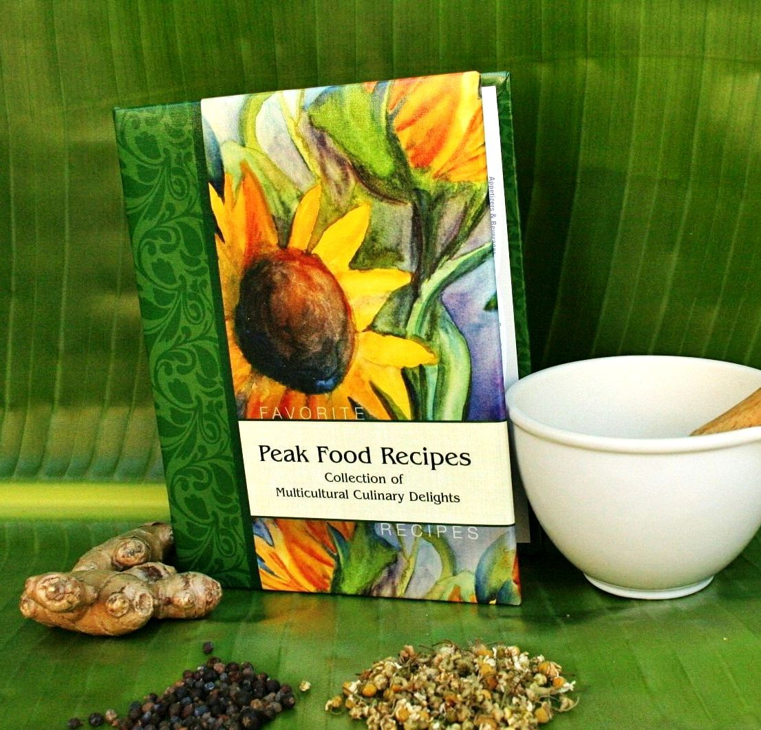 Peak Food Recipes Book