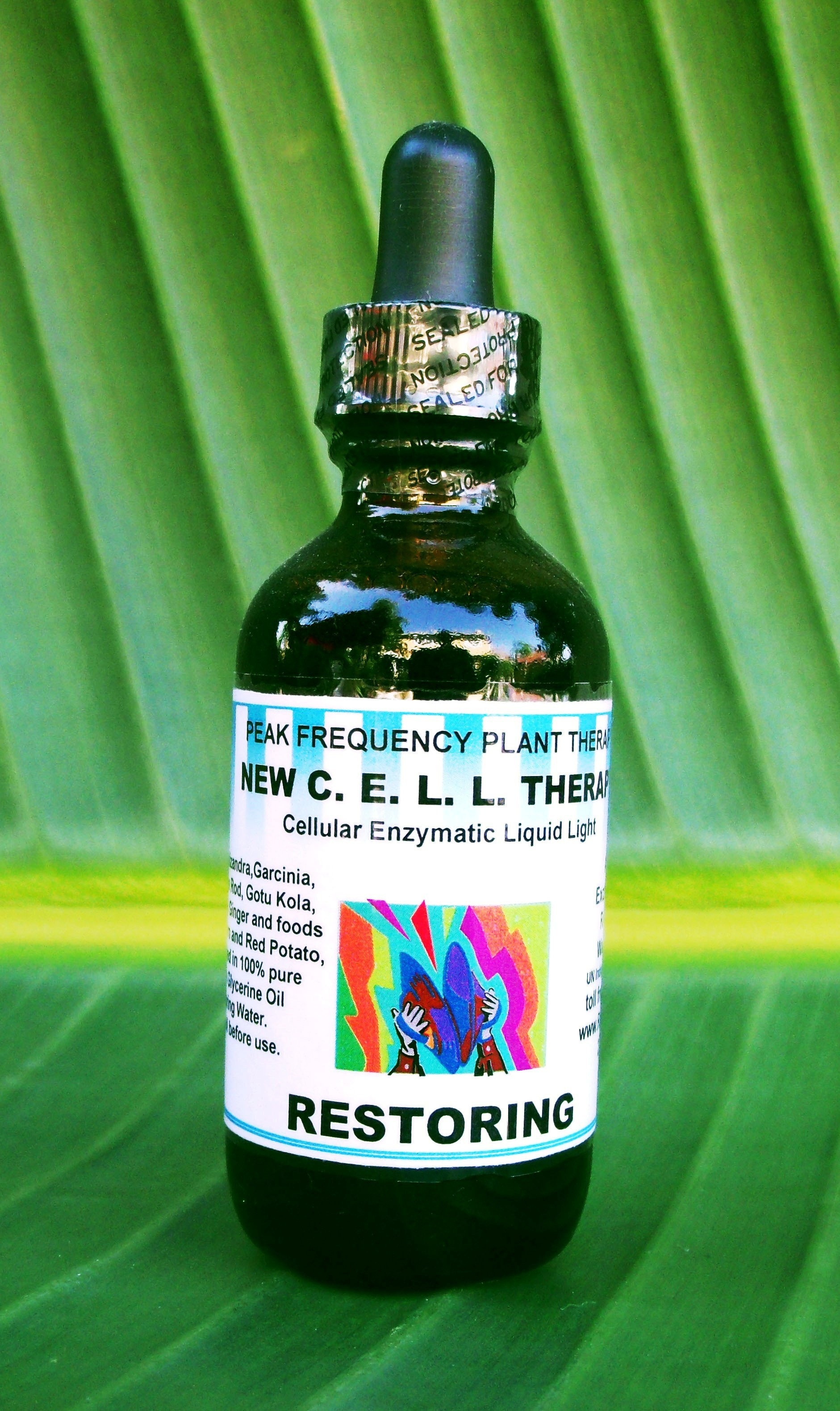 Restoring New CELL Therapy - 2oz