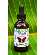 B Complex Vitamins & Potassium Alcohol Extract - 2 oz