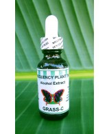 Grass C (Vitamin C) Alcohol Extract - 1oz