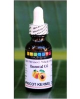 Apricot Kernel Cold Pressed Oil - 1oz