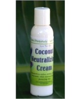 Coconut Neutralizing Cream - Skin & Body Care - 4 oz