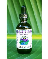 Colloidal Gold Mineral - 2oz
