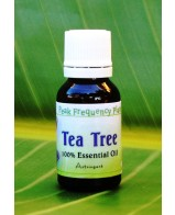 Tea Tree Essential Oil - 0.5oz