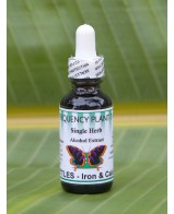 Nettles - Iron & Calcium Vitamin & Mineral Alcohol Extract - 1 oz