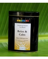 Relax & Calm Medicinal Herbal Tea Blend - 2.1 oz