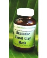Bentonite Floral Mask - 4 oz